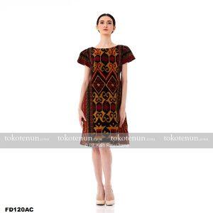 Dress Tenun